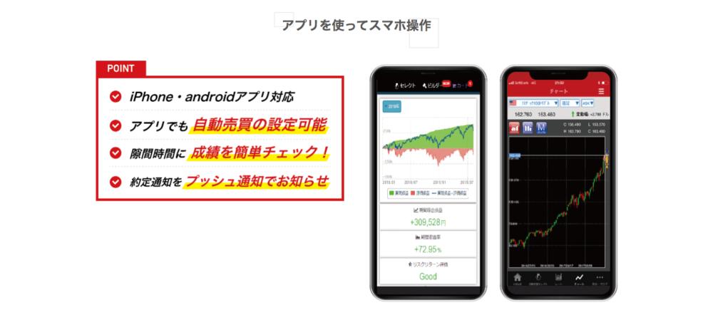 トライオートETFアプリ
