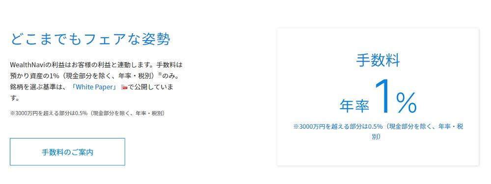 手数料1%は3000万円となってくると30万円取られる